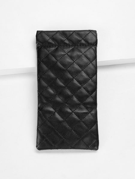 Quilted Glasses Bag