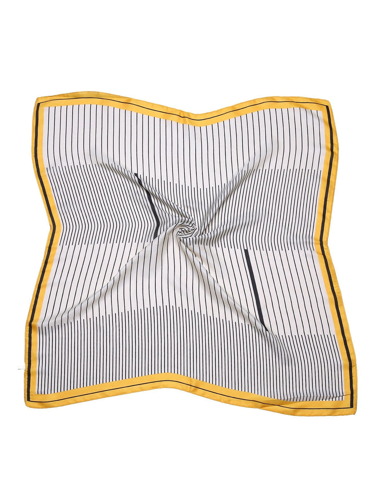 Striped Print Bandana