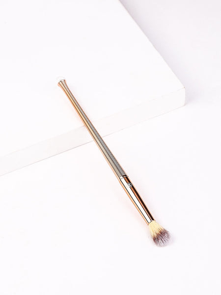 Metallic Handle Makeup Brush