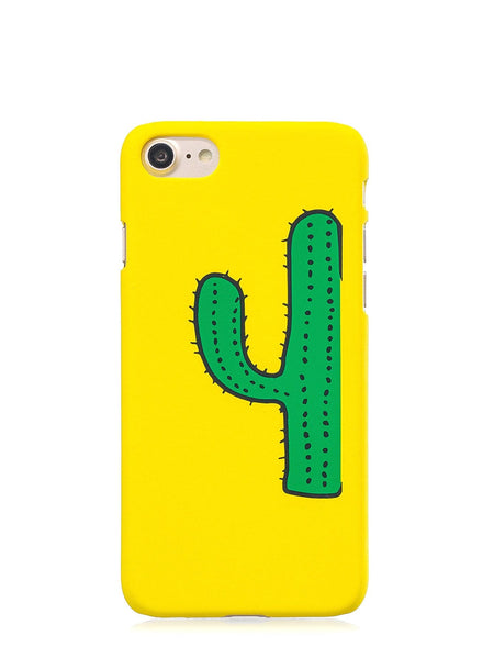 Cactus Print iPhone Case