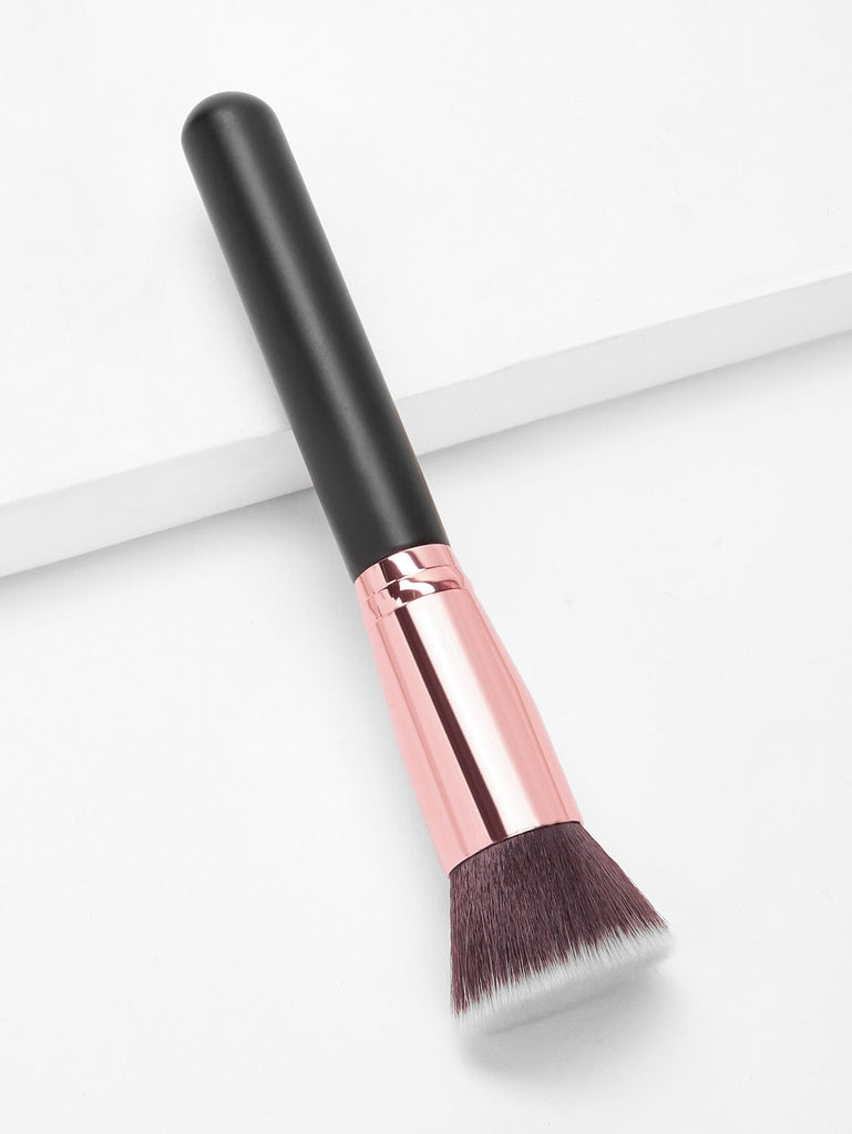 Two Tone Handle Makeup Brush 1pcs