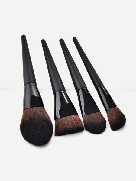 Soft Makeup Brush 4pcs