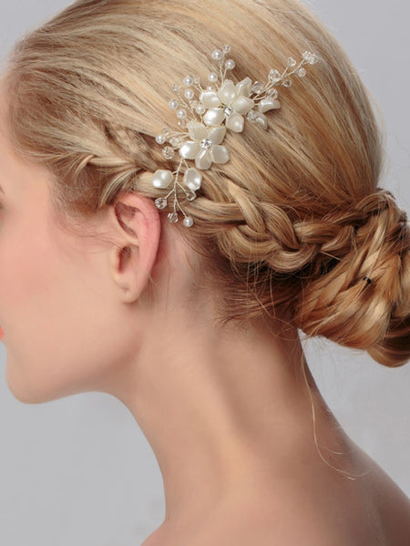 Faux Pearl Hair Pin