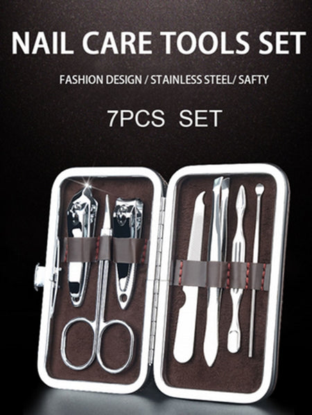 Nail Clipper Set 7pcs