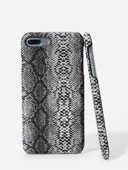 Snakeskin Pattern iPhone Case