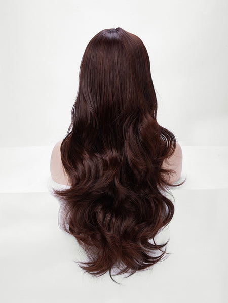 Medium Deep Wave Wig