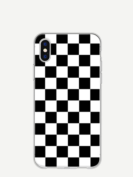 Plaid Pattern iPhone Case