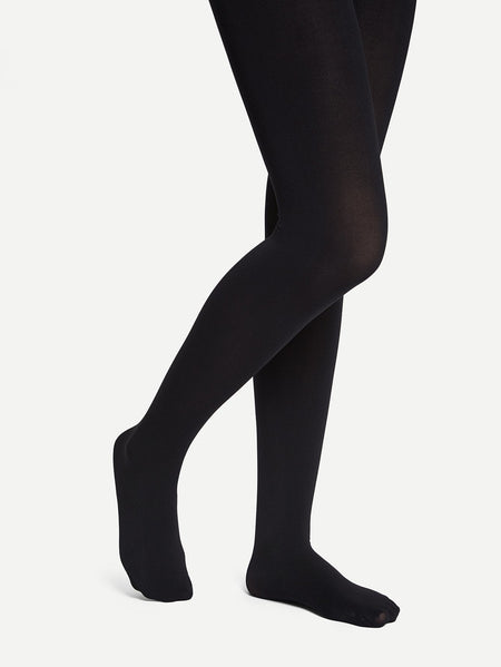 200D Plain Tights