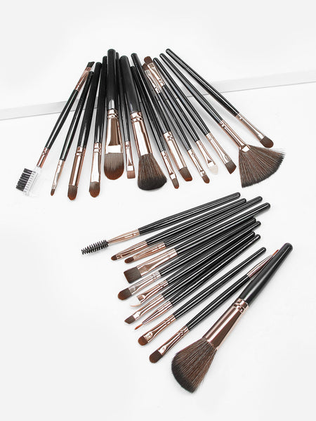 Soft Makeup Brush 25pack