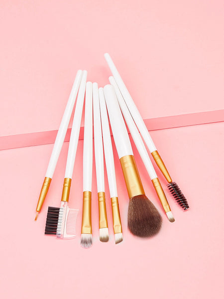 Soft Makeup Brush 8pack