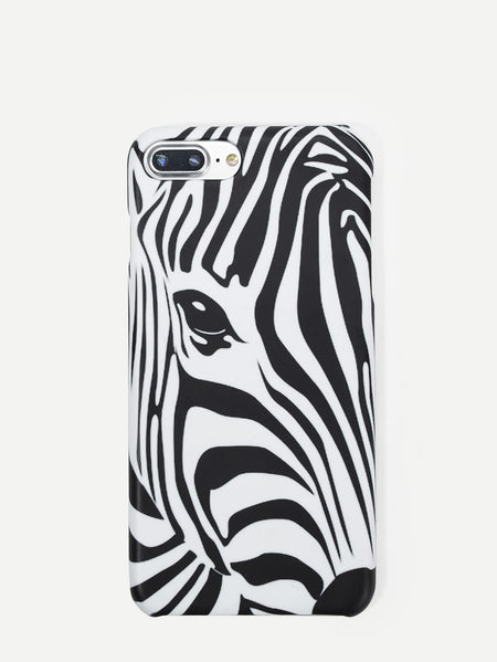 Zebra Stripe iPhone Case