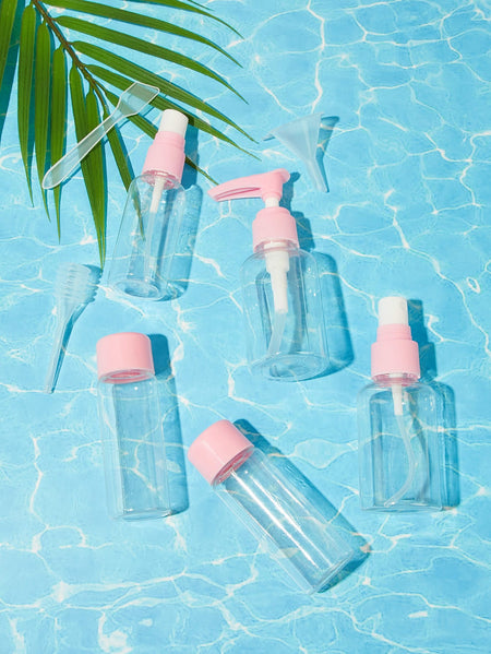 Travel Spray Bottle Set 8pack