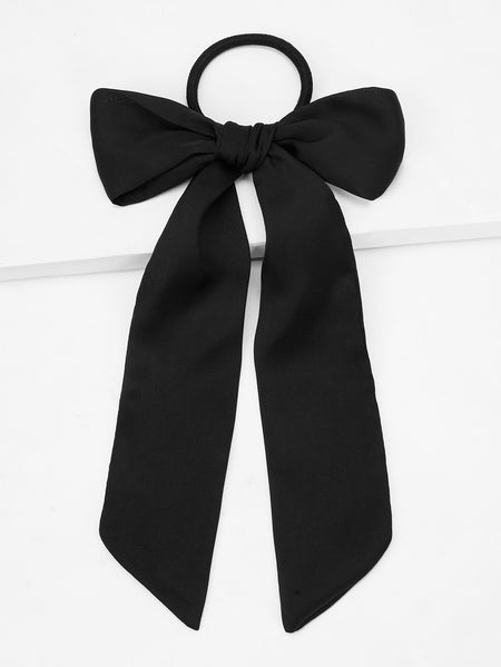 Bow Knot Decor Hair Tie