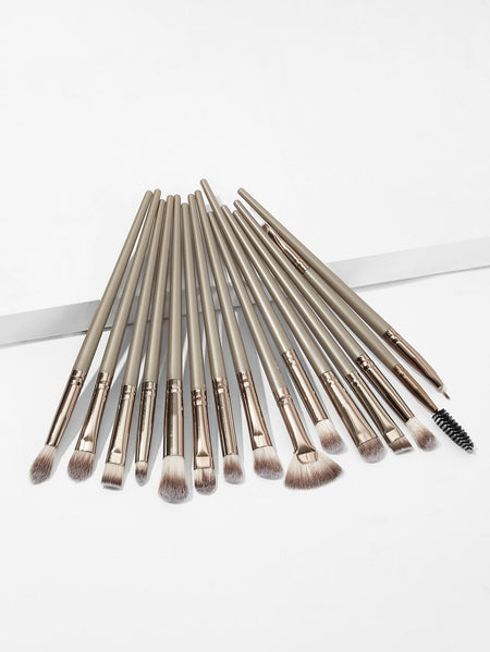 Soft Makeup Brush 15pack