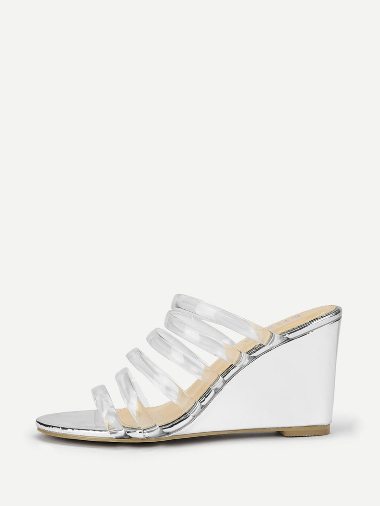 Clear Band Heels