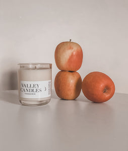 Huon Apple Candle