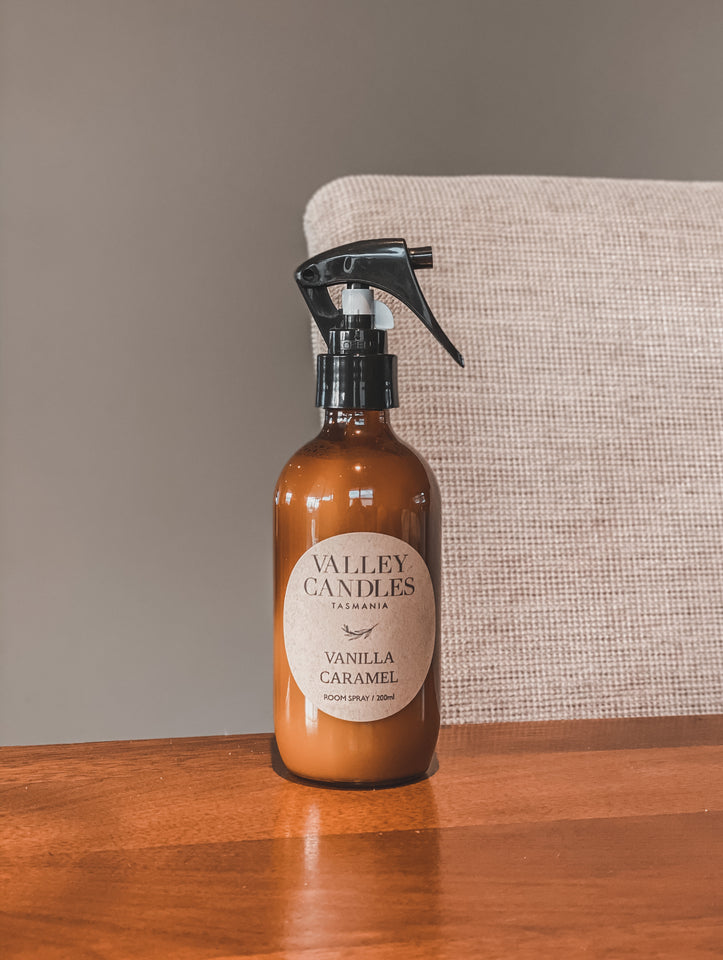 Vanilla Caramel Room Spray