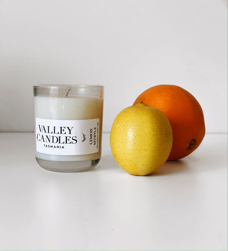Lemon Myrtle Candle