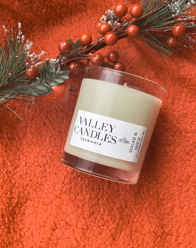 Sugar & Spice Candle - Limited Edition Christmas Fragrance