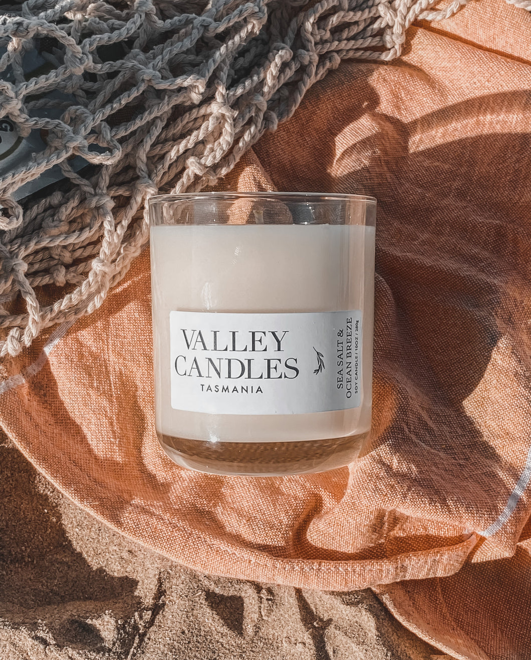Sea Salt & Ocean Breeze Candle