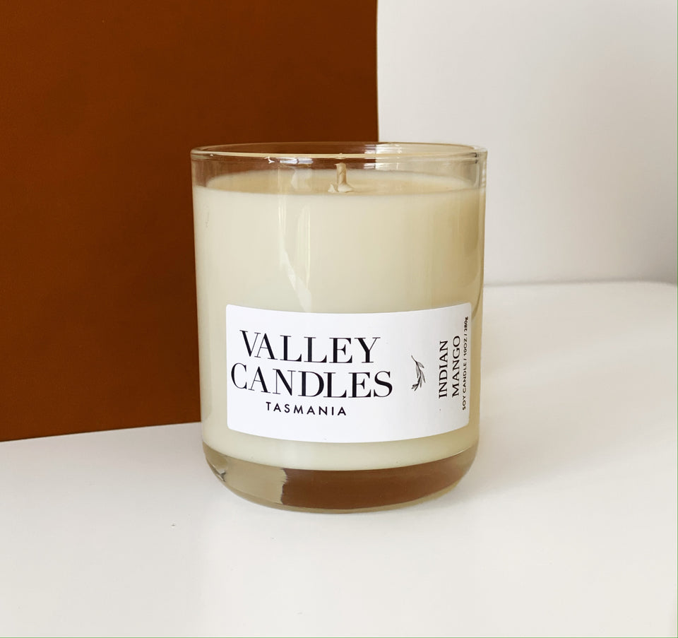 Indian Mango Candle