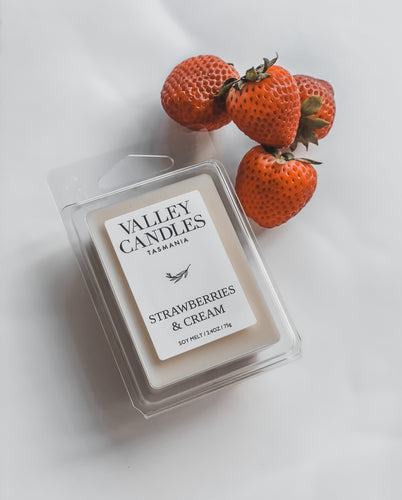 Strawberries & Cream Melt - Limited Edition