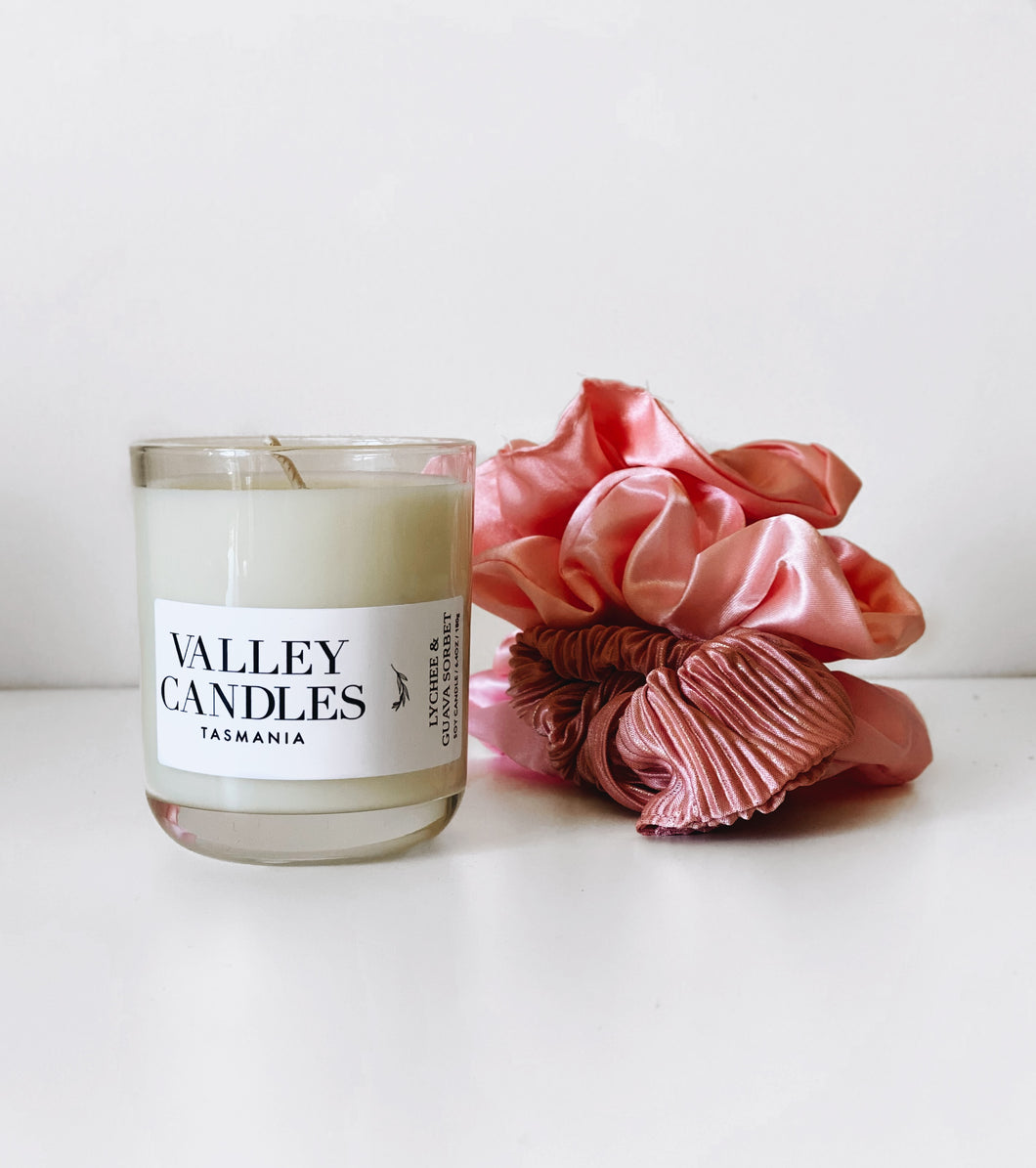 Lychee & Guava Sorbet Candle