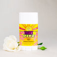 all natural deodorant in garden rose with white rose