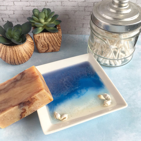 Beach Trinket Tray