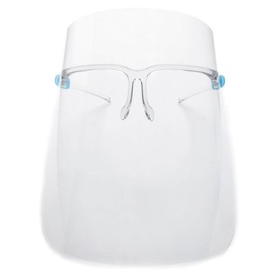 Face Shield/Visor | 3 Shields | 1 Detachable Frame | PPE