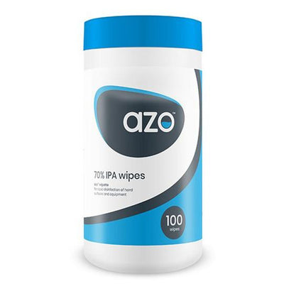 AZO Disinfectant Wipes | 100 per Pack | PPE