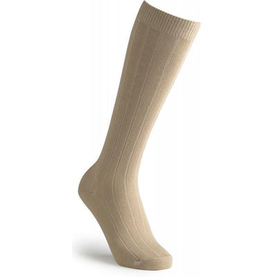 Cotton-Rich Knee Highs (2 Per Pack)