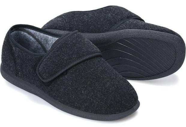 CosyFeet Mens Slippers - Richie