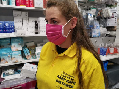 3 Pack Reusable Facemask | Choice of 3 Colours | PPE