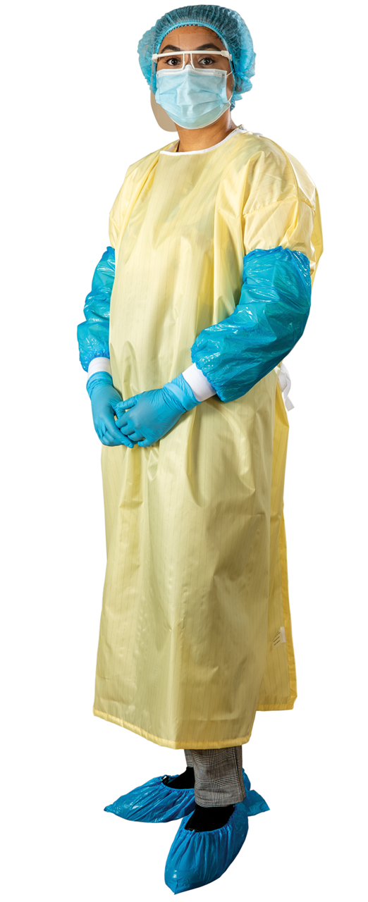 Reusable Gown | Washable Gown | PPE