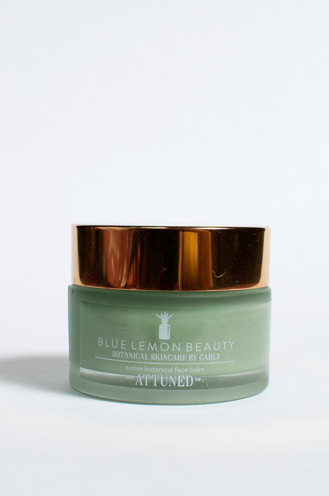 Blue Lemon Beauty Attuned Natural Beauty Balm