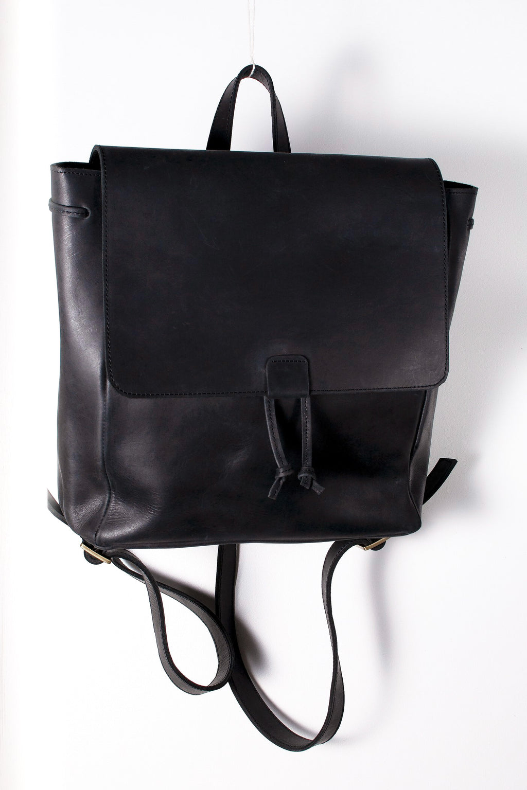 Kene Leather Backpack