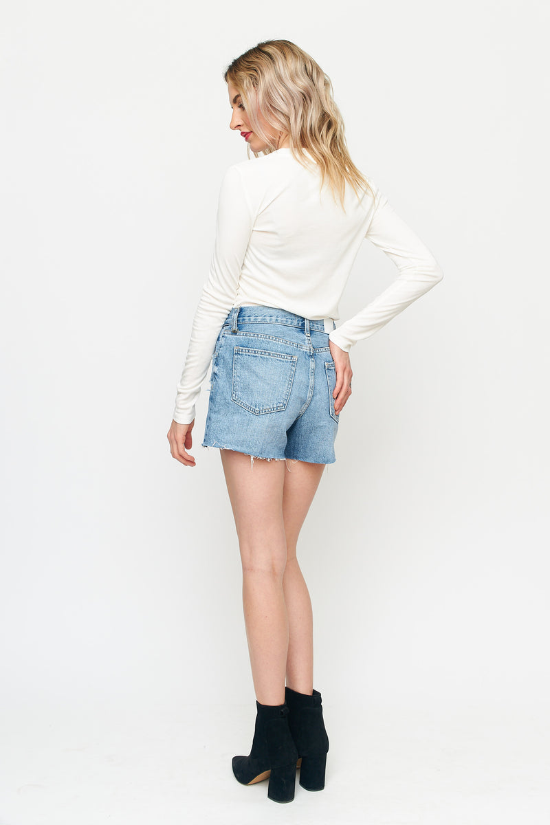 Key West Denim Shorts