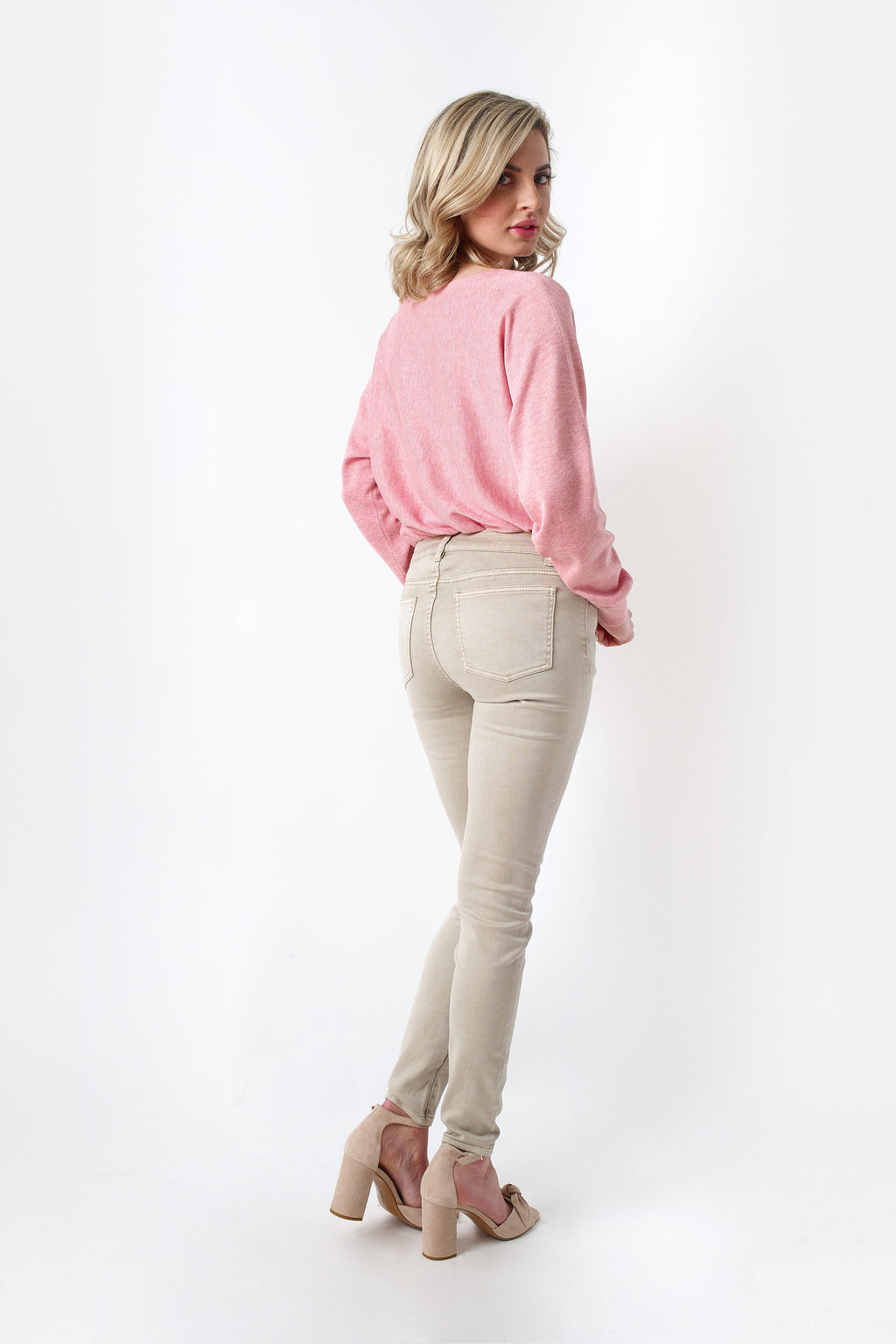 Light Beige Trouser