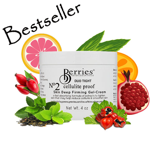 No.2 Cellulite Proof - BerriesSkinCare