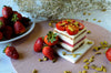 SIGNATURE STRAWBERRY AND PISTACHIO CAKE (GF)