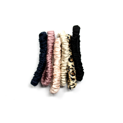 Silk Hair Ties