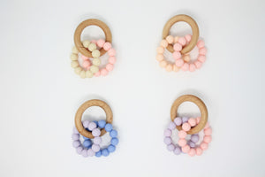 JUMBO TWIN Teether Toy