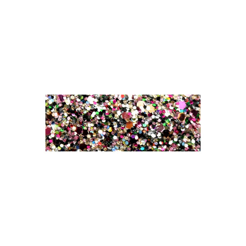 Glitter Snap Clips | Purple Multi Glitter