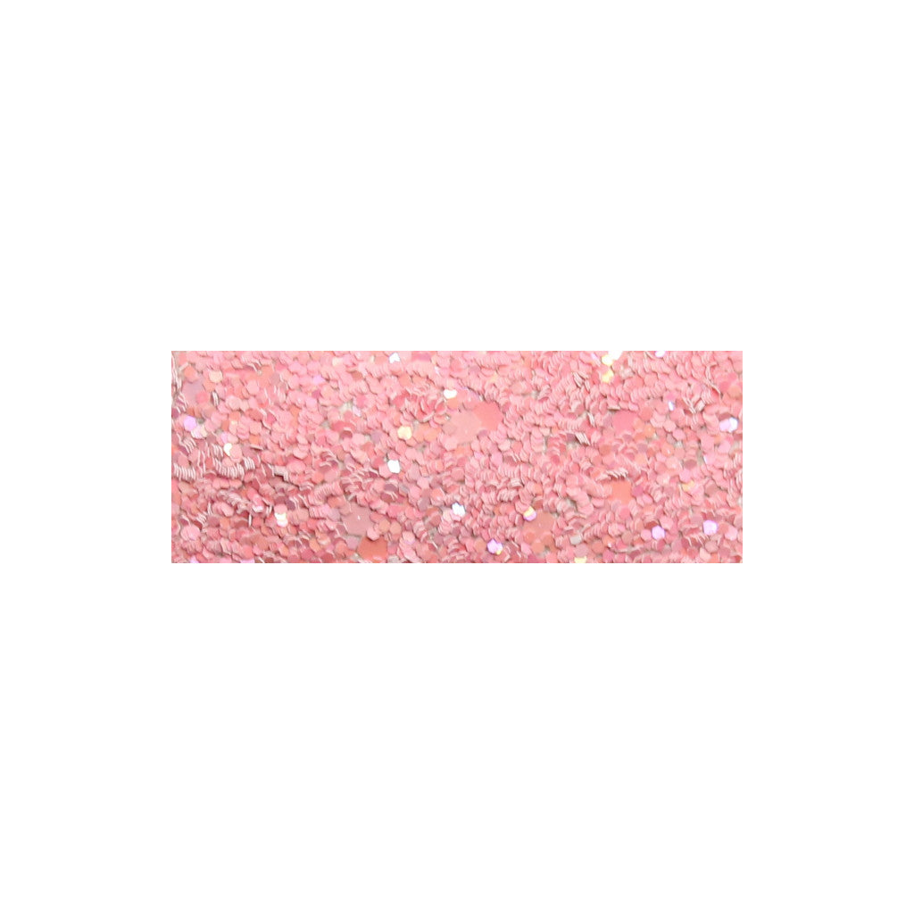 Glitter Snap Clips | Rose