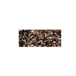 Glitter Snap Clips | Bronze