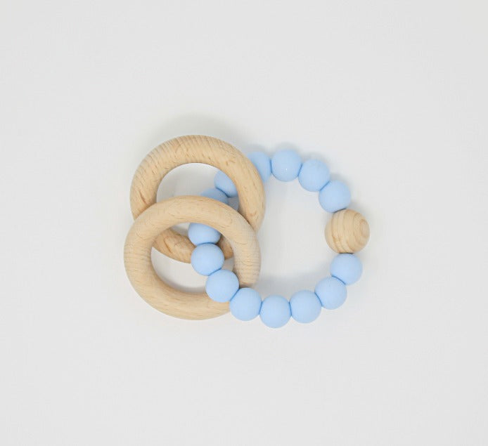 RILEY RATTLE Teether Toy