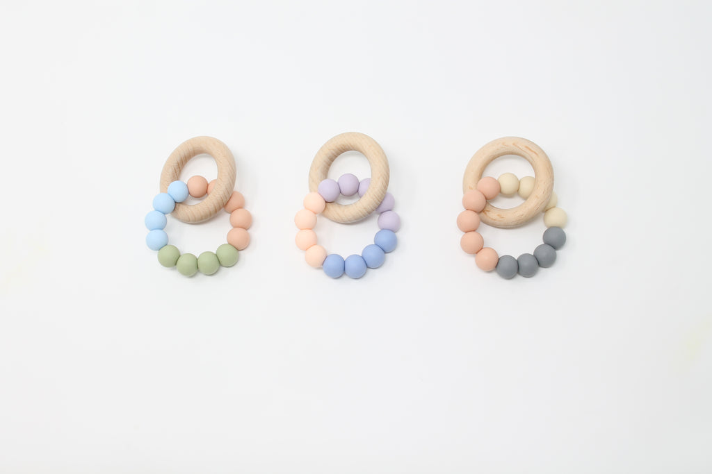 OMBRE Teether Toy