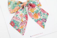 Load image into Gallery viewer, Sailor Hand-Tied Bow | Palace Garden