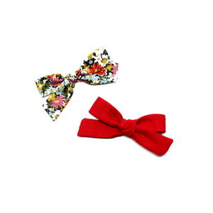 Monthly Subscription | Regular Pigtail Bows